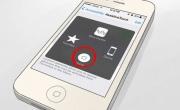 Cách tạo nút Home ảo cho iphone