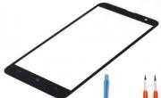 Thay màn hình nokia lumia 1320 chính hãng