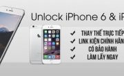 Unlock iPhone 6, iPhone 6 Plus lấy ngay.
