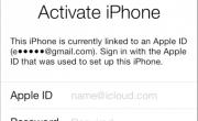 Mở khóa Icloud Iphone 5