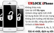 Unlock Iphone 4 thành quốc tế vĩnh viễn.