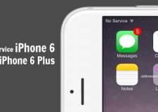 Iphone 6/6 plus không nhận sim