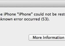 Iphone 6/Iphone 6 plus bị lỗi 53