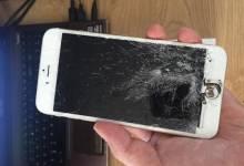 Sửa lỗi iphone 7/7plus lỗi màn hình hoàn toàn