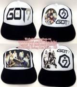Mũ lưới GOT7