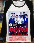 Áo thun dài EXO