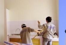 Hướng dẫn trực tiếp lăn sơn nhà đúng kỹ thuật