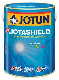 JOTASHIELD - Chống phai màu Sơn phủ ngoại thất 17L