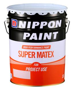 NIPPON SUPER Matex sơn ngoài trời