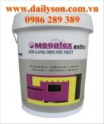 Sơn MEGATEX EXTRA Sơn láng mịn nội thất 18L