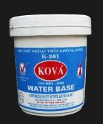 KOVA K261 Sơn không bóng cao cấp ngoài trời 20kg