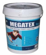 MEGATEX Sơn ngoại thất mịn cao cấp 18L