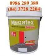 MEGATEX Sơn siêu bóng nội thất 18L