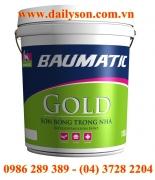 Sơn bóng trong nhà BAUMATIC GOLD 18L