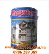 MEGATEX Sơn Bóng MEN SỨ Cao Cấp 5Lit