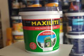 Sơn ngoài trời Maxilite - Tough - 18 lít