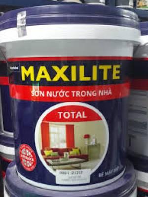 Sơn nội thất Maxilite Total 30C 18L