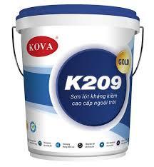 KOVA K209 Sơn lót kova kháng kiềm ngoài trời 20kg
