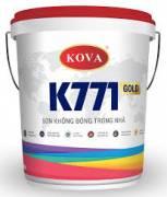 KOVA K771 Sơn phủ nội thất không bóng 20kg