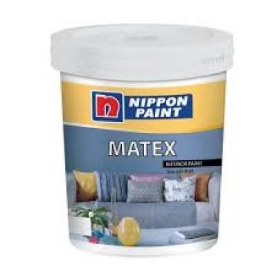 Sơn NIPPON MATEX Sơn phủ nội thất