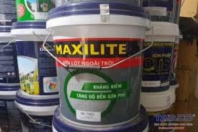 Sơn lót ngoài trời Maxilite - 18 lít