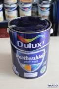 Sơn ngoài trời Dulux Weathershield - 5 lít