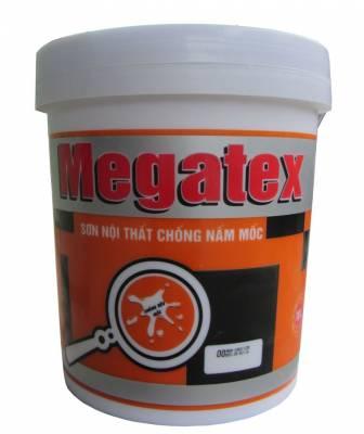 Sơn Megatex nội thất kinh tế - 18 Lit