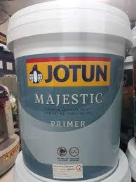 Sơn lót chống kiềm trong nhà Majetic primer - 17 lít