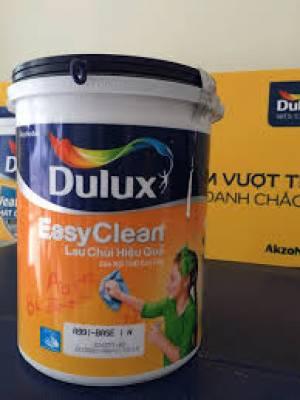 Sơn mịn lau chùi hiệu quả Dulux Easy Clean - 5 lít