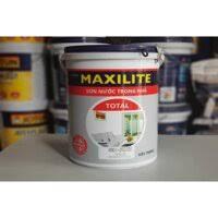 Sơn nội thất Maxilite - Trắng - Total 30C 5L