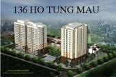 Dự án Căn hộ Chung cư 136 Hồ Tùng Mậu tòa 2A