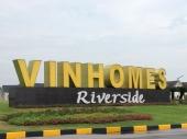 Khu đô thị Vinhome Riverside -  Long Biên - Hà Nội