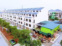 Dự án The Central được thừa hưởng hạ tầng có sẵn của khu đô thị Đông Sơn và TP Thanh Hóa