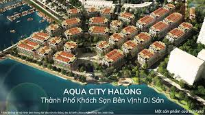 Aqua City Hạ Long  thừa hưởng tất cả những tiện ích đồng bộ và đẳng cấp nơi đây