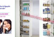 Mẹo lựa chọn phụ kiện tủ bếp inox hợp lý nhất