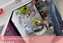 Ưu và nhược điểm của việc sử dụng phụ kiện tủ bếp giá rẻ