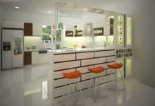 Làm thế nào thể có không gian bếp sang trọng và đa năng