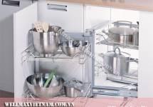 Phụ kiện tủ bếp có nên được sử dụng tại chung cư hay không