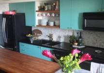 5 Sự thay đổi của những phòng bếp cũ