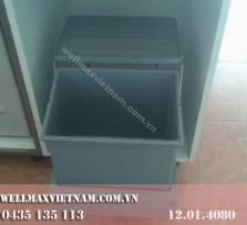 Thùng rác đơn (15L)
