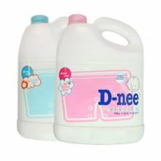 Nước giặt xả Dnee can 3l