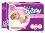 Tã giấy Bobby Newborn 2 - 60 miếng (1-3 tháng)