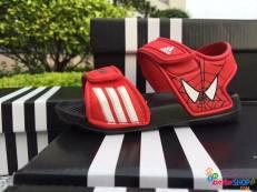 sandal siêu nhẹ adidas spider man