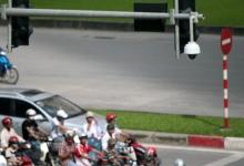 Hà Nội lắp camera giao thông ở những ngã tư nào?