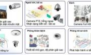 Giải pháp camera cho bệnh viện