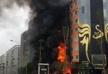 Cháy quán karaoke 68 Trần Thái Tông gây thiệt hại thương tâm nhất.