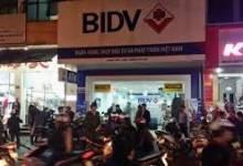 Cướp ngân hàng BIDV Thừa Thiên Huế