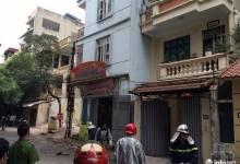 Cháy Trường Mầm Non Trên Đường Hoàng Văn Thái