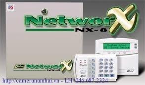 Báo trộm trung tâm NetworX NX8