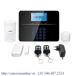 Security GSMS-G33I
